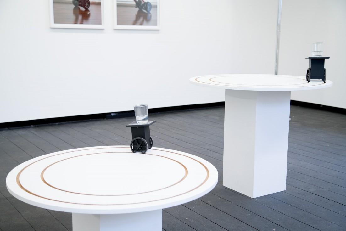 Untitled (Inverted Pendulum/Self Balancing Robot) 2014-2015