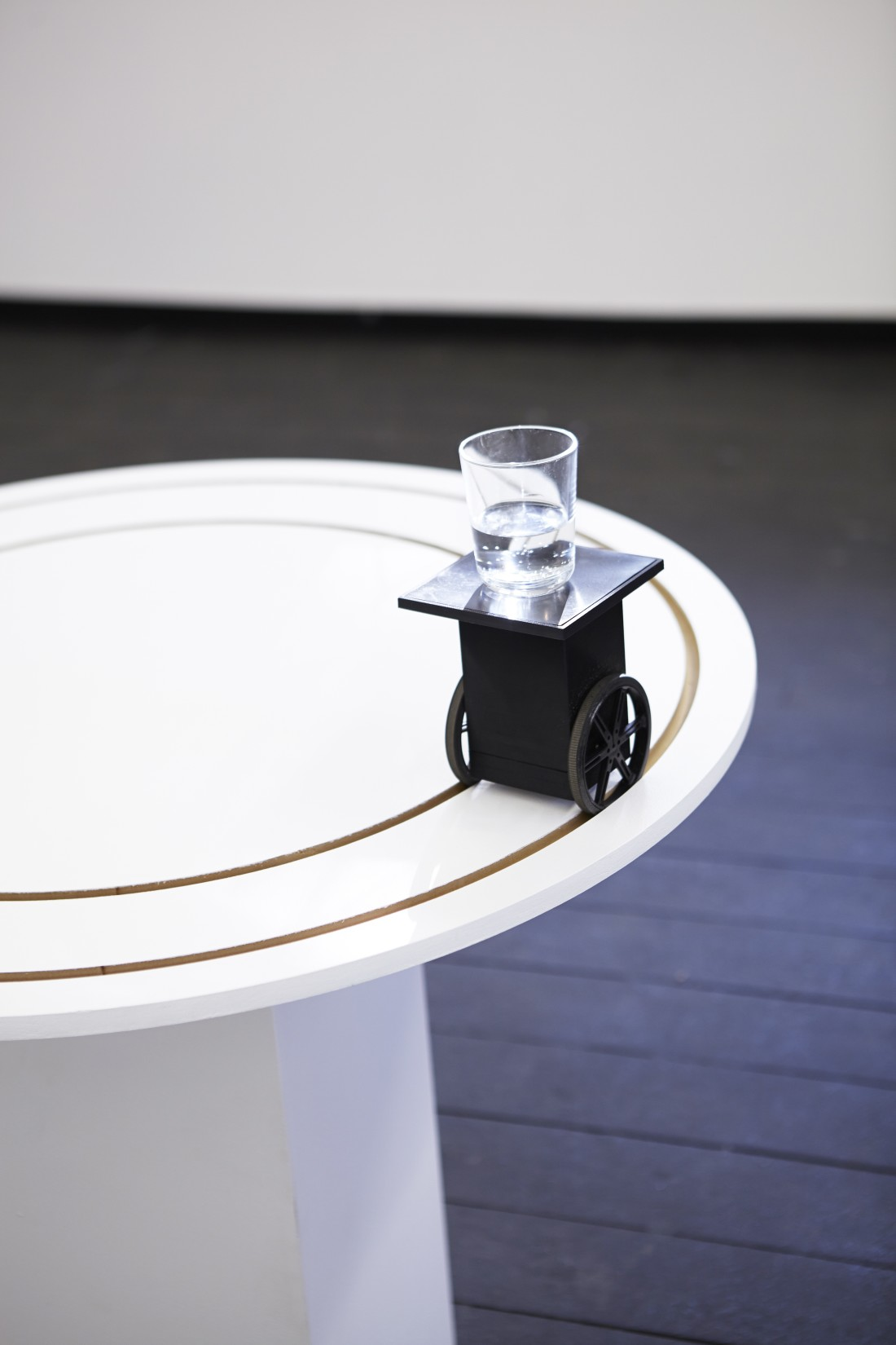 Untitled (Inverted Pendulum / Self Balancing Robot) 2014-2015